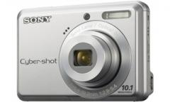 Sony DSCS930 10.1 effective megapixel Large 2.4