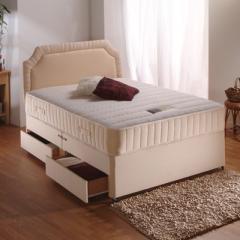 Dana Memory Foam divan bed