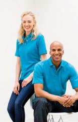 HB100 Classic Polo with Stand Up Collar