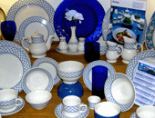 Patterned Crockery