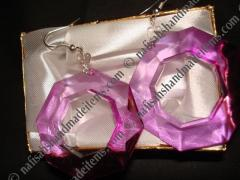 Pink Chick Earrings