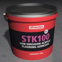 Low Emission Acrylic Flooring Adhesive