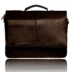 Visconti Womens Flap Over Briefcase