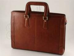 Italian leather ladies briefcase (TL10020)