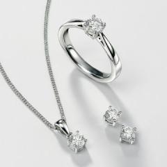 Precious Platinum Jewellery