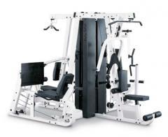 Body-Solid GEXM4000 3 Station Multi-Gym