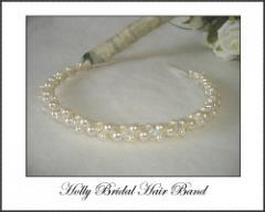 Holly Bridal Hair Band