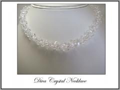 Opulence Collection - Diva Bridal Necklace