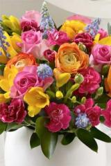 Bouquet Scented Spring Globe