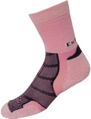 Womens Thorlo Experia Merino/Silk Socks (XWXU)