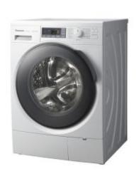 Panasonic - NA140VG3 Washing Machine