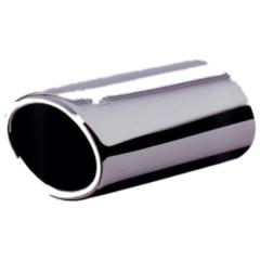 E-TECH Classic Oval Stainless Steel Car Exhaust