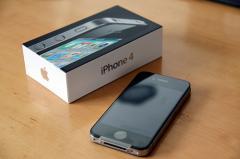 Brand new Apple i-phone 4G 32GB unlocked