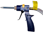 Spray guns, nozzles and accessories