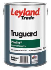 Truguard Exterior Range Paints - Pliolite® Based
