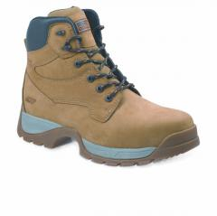 Wheat Nubuck light weight hiker boots