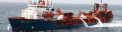 Aggregates - marine dredged sand