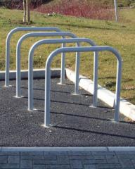 Sheffield Style Bicycle stands