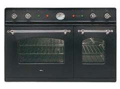 90cm Twin Graphite (electric) Built-In Oven