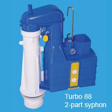 Turbo 88 2 Part Syphon