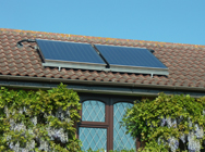 Baxi Solarflo On-roof Collector Panels