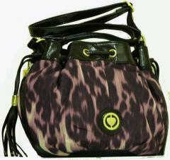 Suzy Smith Animal Print x Body Handbag