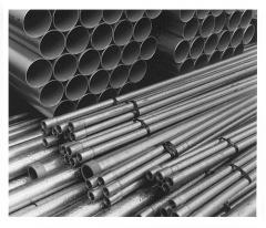 Tubes, cold finished seamless stainless steel,
