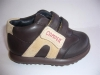 Camper for Kids Pelotas First Walker Brown Shoes