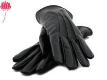 Paz Homem Leather Gloves
