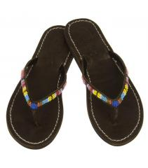Classic Beaded Kids Flip Flop