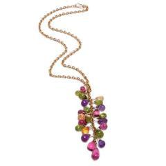 Multidrop Necklace