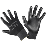 Sperian Polytril™ Air Palm Coated Nitrile Glove