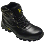 Rock Foot™ Peak Black Hiker Boot