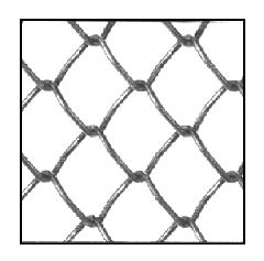 Wire Plain Weave