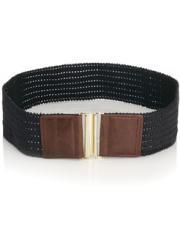 Crochet Elastic Waist Belt