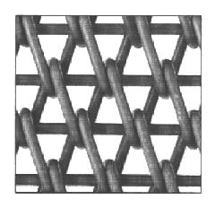 Wire Furnace Belts