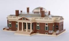 Monticello Architectural Jewellery Box
