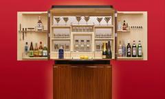 Tini Time Cocktail Cabinet
