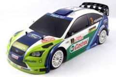 Carisma M40S BP Ford Focus WRC 1/10th Scale 4WD