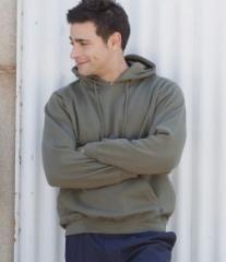 Henbury Hooded Sweatshirt