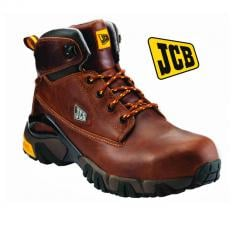 JCB 4X4 Brown Boot