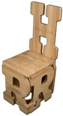 Bespoke childrens chair
