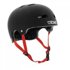 TSG Evolution Helmet Flat Black