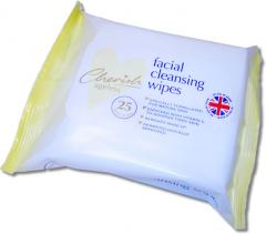Cherish Ageless Facial Cleansing Wipes