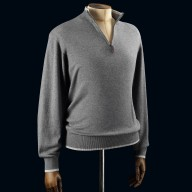 Verbier Charcoal Sweater