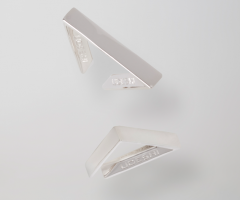 Triangle Cufflinks