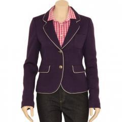 Gant Ladies University Wool Blazer
