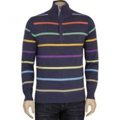 Gant Mens Cotton Breton zip jacket