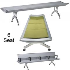 Silver Surf 6 Seat Beam Unit