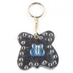 Blue Butterfly Key Ring (Notebook)